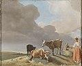 Jean-Étienne Liotard - Landschap met koeien, schapen en herderin.jpg