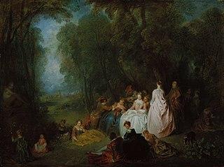 Fête champêtre (Pastoral Gathering)
