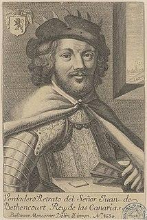 Jean de Béthencourt King of the Canary Islands