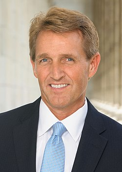 Congressional portrait of Jeff Flake Image: United States Congress.