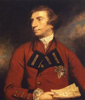 Jeffery Amherst, 1st Baron Amherst - Jeffrey Amherst, 1st Baron Amherst, by Sir Joshua Reynolds.