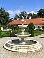 Jemniště Chateau, fountain.jpg