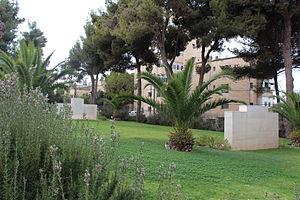 Talpiot - Indian cemetery, Talpiot