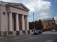 Jewish Museum of Maryland, Lloyd St., Baltimore City, Maryland.JPG
