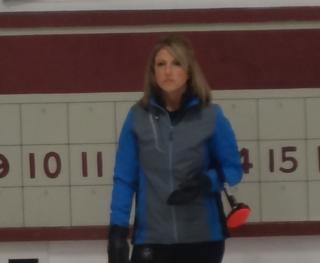 Jill Thurston Canadian curler