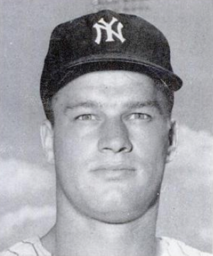 Jim Bouton - Bouton in 1963 with the Yankees.