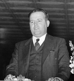 James H. Morrison - Jimmy Morrison in 1939