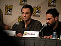 Jim Parsons, Johnny Galecki (The Big Bang Theory) 3781561561.jpg
