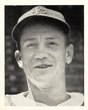 Jimmy Brown (baseball) - Brown in 1941