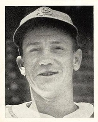 Jimmy Brown (baseball) - Brown in 1941