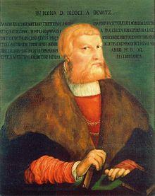 Jobst Von Dewitz Wikipedia