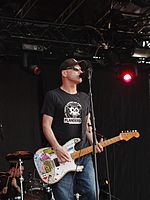 Joe Queer (The Queers) (Ruhrpott Rodeo 2013) IMGP7138 smial wp.jpg