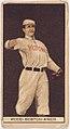 Joe Wood, Boston Red Sox, baseball card portrait LCCN2008678023.jpg