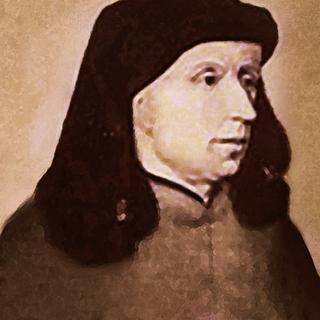 Johannes Ockeghem Franco-Flemish composer