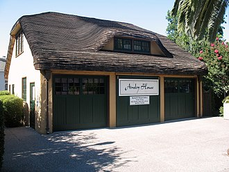 Ainsley House - Image: John Colpitts Ainsley House No. 3 carriage house, 300 Grant St., Campbell, CA 7 6 2013 5 10 15 PM