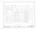 John J. Glessner House, 1800 South Prairie Avenue, Chicago, Cook County, IL HABS ILL,16-CHIG,17- (sheet 4 of 6).png