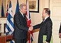 John Kittmer and Dimitris Avramopoulos (2) 2013-03-26.jpg