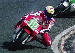 John Kocinski - John Kocinski at the 1990 Japanese GP