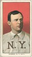 John McGraw, New York Giants, baseball card portrait LCCN2008676496.tif