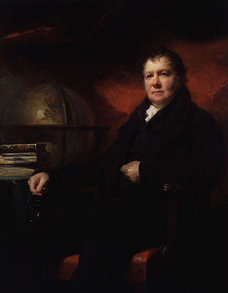 John Playfair - John Playfair – Portrait by Sir Henry Raeburn