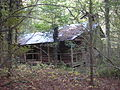 John Thomas Carnes Family Log House.JPG