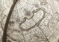 Jordglob, America, 1602 - Skoklosters slott - 102415.tif