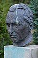 Josef Maurer monument - bust 02.jpg