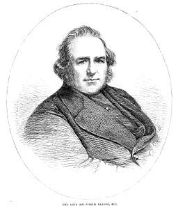 Joseph Paxton ILN