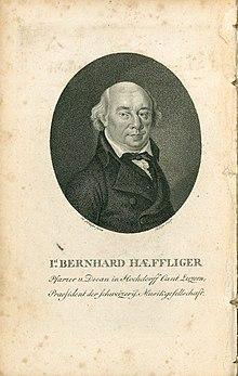 Jost Bernhard Häfliger (Quelle: Wikimedia)