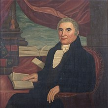 Judge Peleg Arnold by Arnold Steere 1815.jpg
