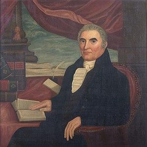 Rhode Island Supreme Court - Peleg Arnold, Chief Justice 1795–1812