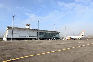Juiz de Fora - Itamar Franco Airport