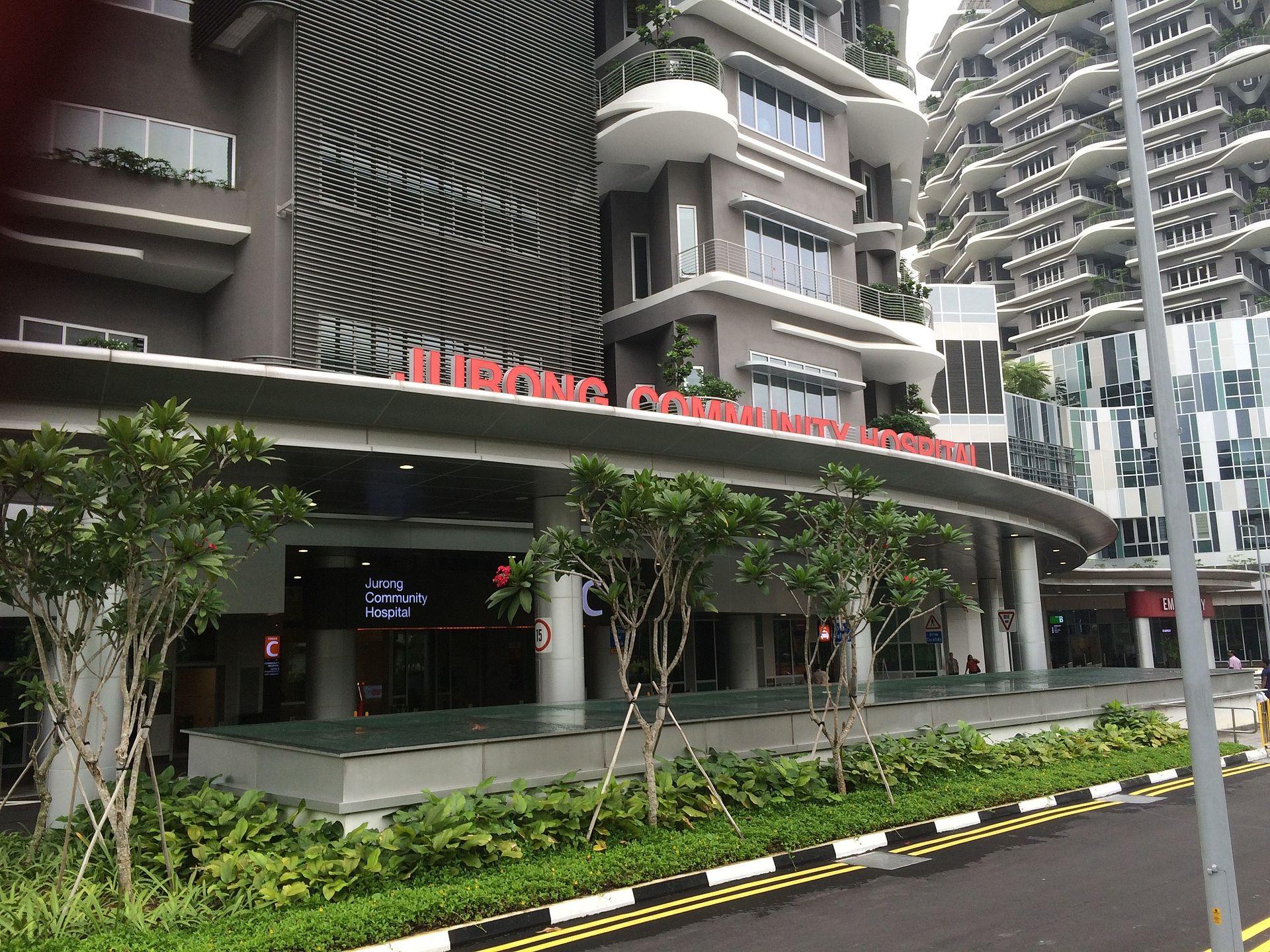 Jurong Community Hospital Wikipedia