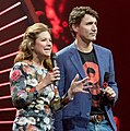 Justin and Sophie Trudeau - Global Citizen Festival Hamburg 07.jpg