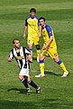 Juventus v Chievo, 5 April 2009 - Morero, Sardo and Giovinco.jpg