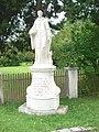 Königshof, statue of Saint Bernhard.jpg
