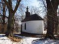 Křížová cesta Kalvárie - kaple zezadu.jpg