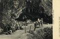 KITLV - 1405807 - Kurkdjian, Ohannes - Tosarie. Cave near Tosarie, Java. - 1890-1910.tif