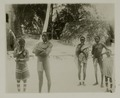 KITLV - 25907 - Maroons in Surinam - 1900.tif