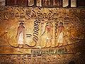 KV17, the tomb of Pharaoh Seti I of the Nineteenth Dynasty, Burial chamber J, Valley of the Kings, Egypt (49846644362).jpg