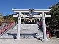 Kagamiyama-jinja Ni-no-torii.jpg
