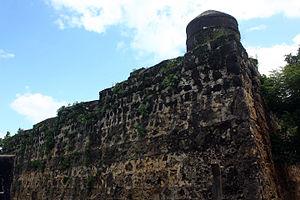Kalpitiya fort - Kalpitiya fort (West side)