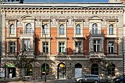 Kamienica, Kraków, ul. Basztowa 18, A-573 01.jpg