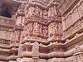Kandariya Mahadeva Temple side 2 khujraho.jpg