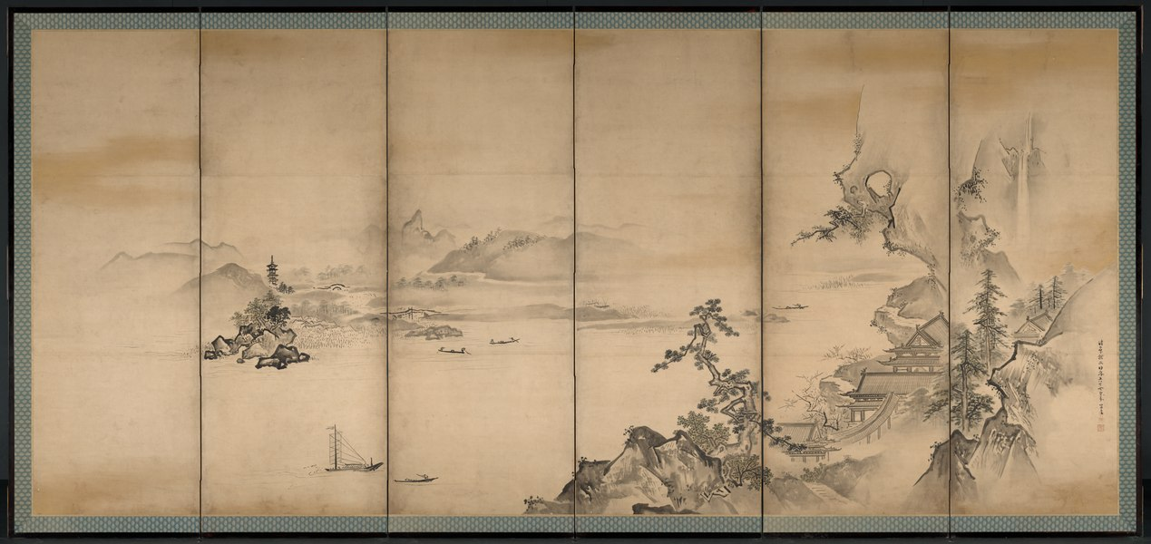 kano eitoku - image 9