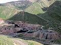 Kara-Kehe open pit coal mine, Kyrgyzstan - panoramio (1).jpg