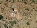 Karmravank Armenian monastery (Lake Van) - another view.JPG