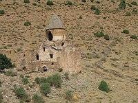 Karmravank Armenian monastery (Lake Van) - another view.JPG