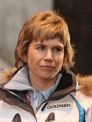Kateřina Neumannová - Kateřina Neumannová in 2007