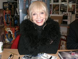 "Jo Grant - Jon Pertwee reportedly identified Katy Manning (pictured) as the ""perfect actress"" for the role."